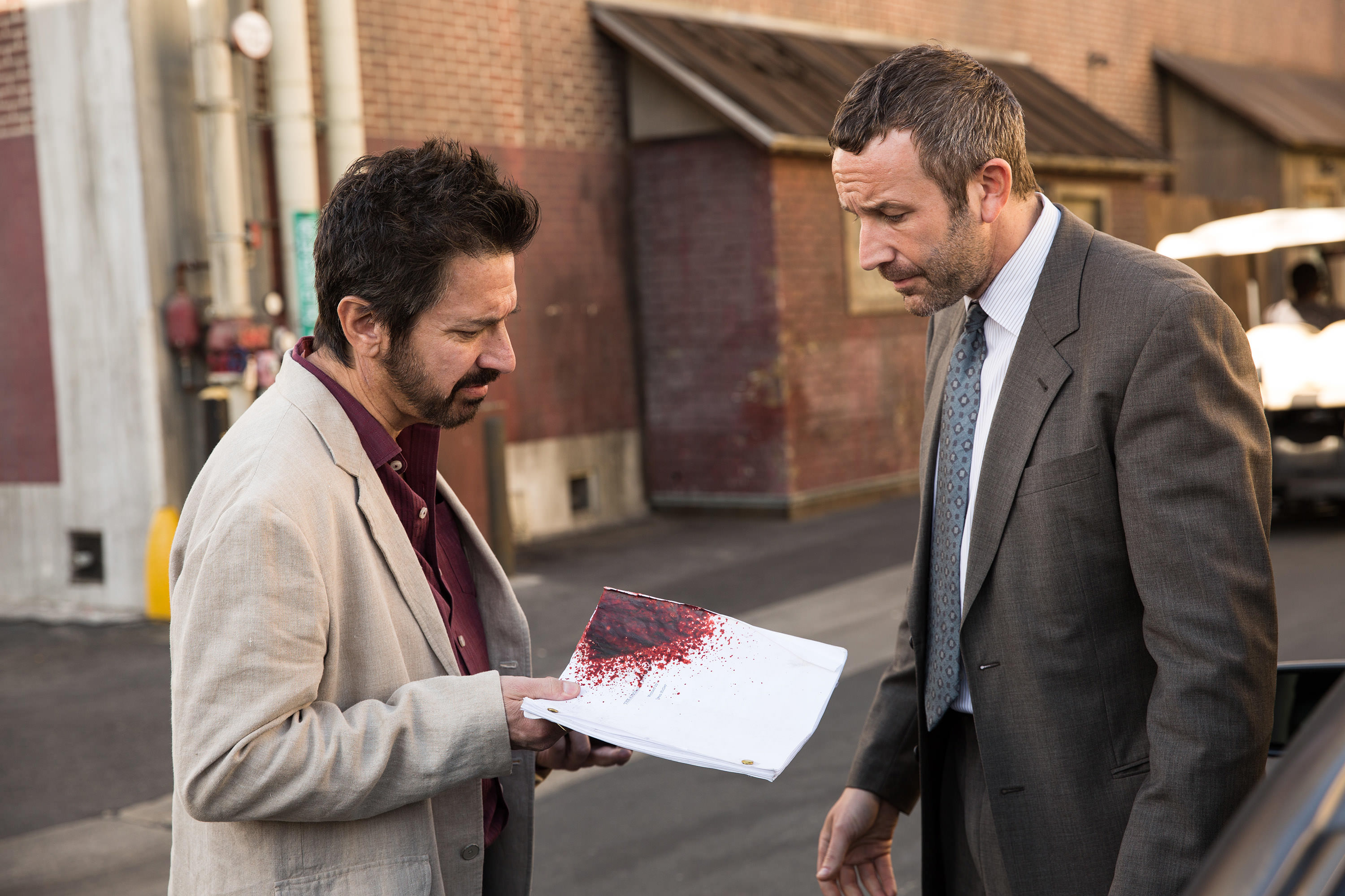 """A promo image for the show """"Get Shorty"""""""