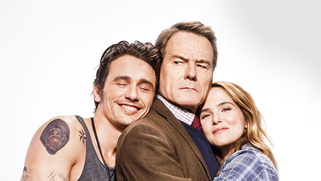 "The cast of ""Why Him?"""
