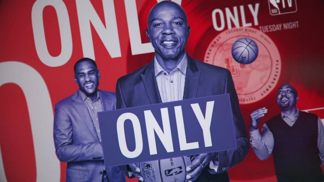 Players Only Returns to NBA TV