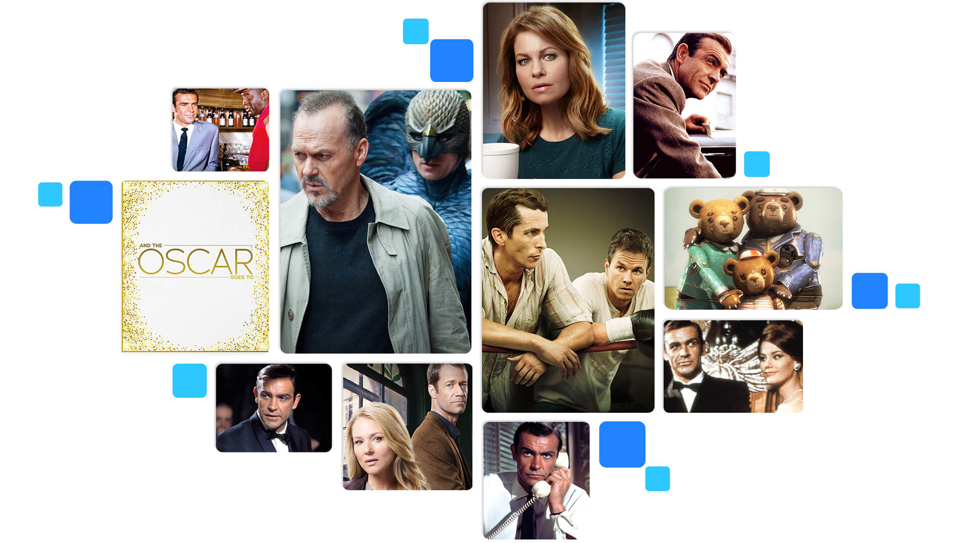 DirecTV HD Extra Pack collage