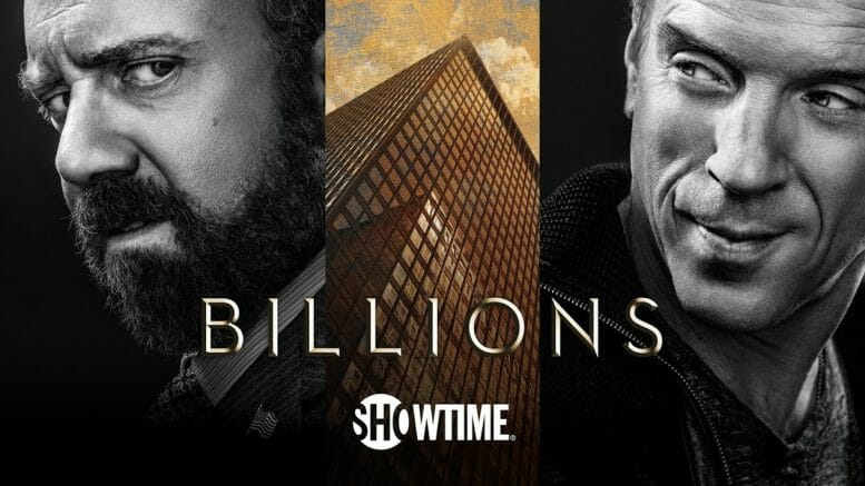 """Billions"" on Showtime"