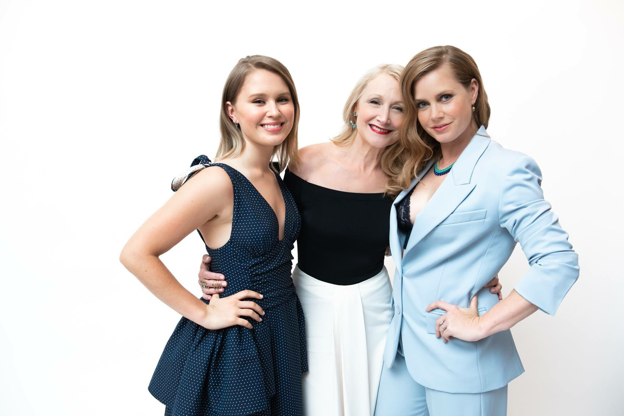 The cast of the show Sharp Objects