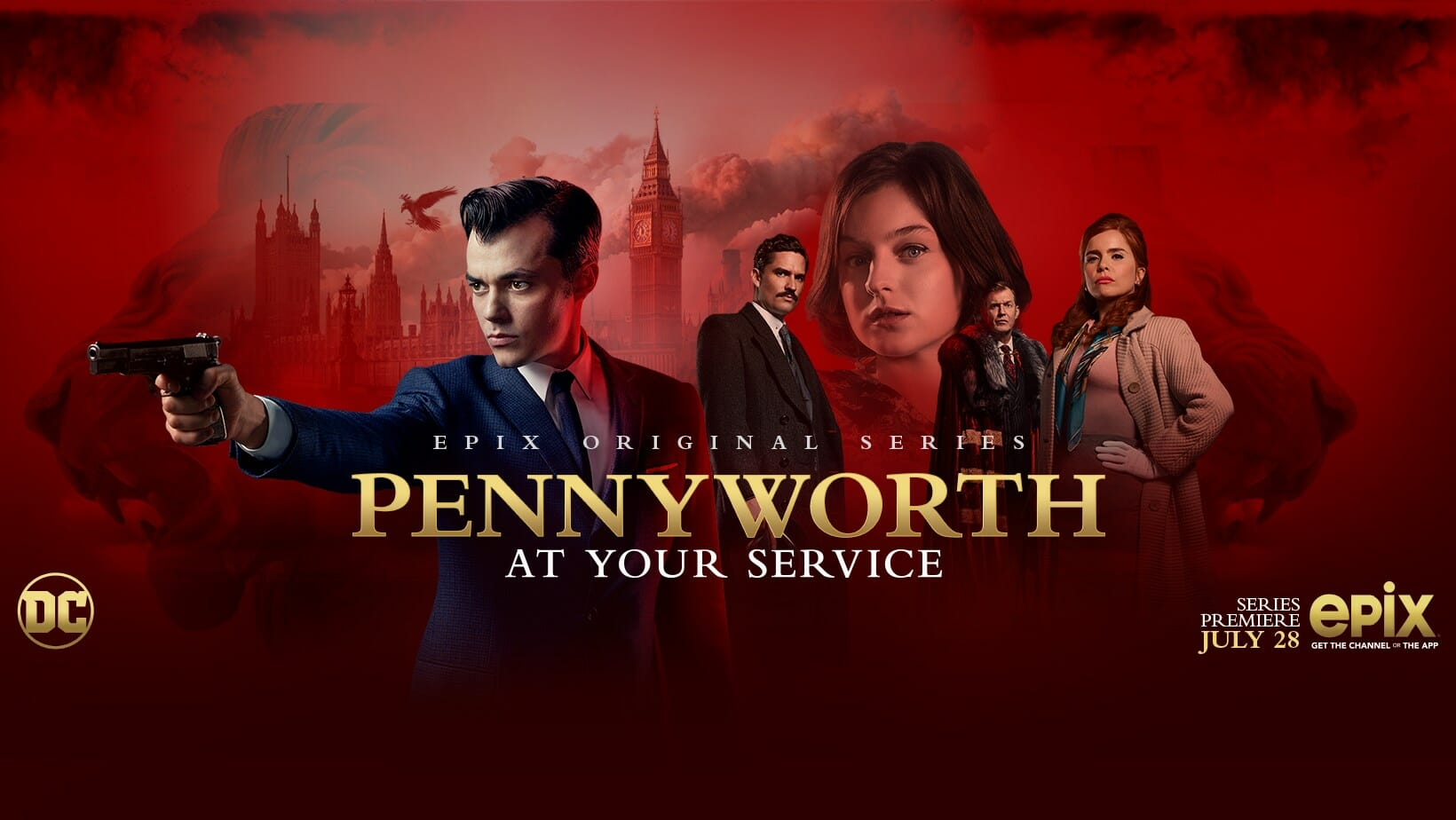 Pennyworth promo