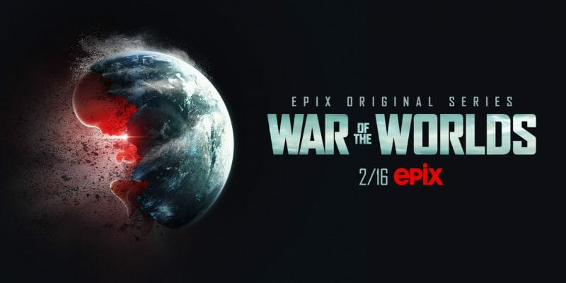 War of the Worlds promo